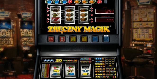 Zreczny magik